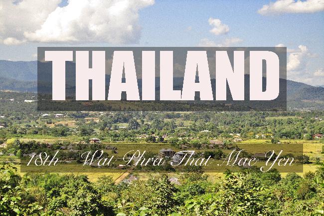 제18화 -  란나 왕국의 카오산 로드, 빠이