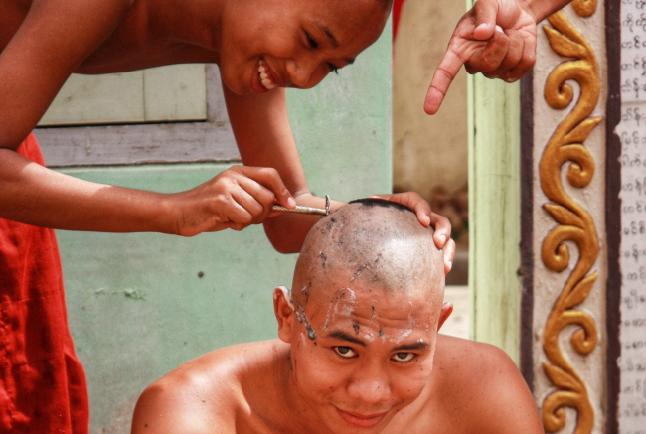 미얀마 그리고 사람들