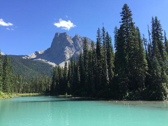 자연을 느낄 수 있는 캐나다