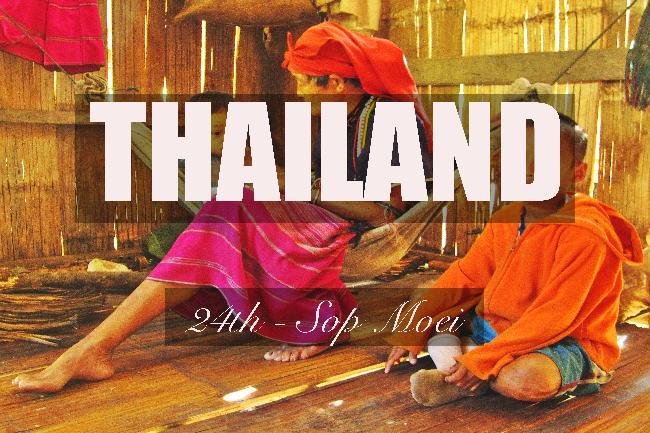 제24화 - 알려지지 않은 태국 트레킹 성지,매사리앙