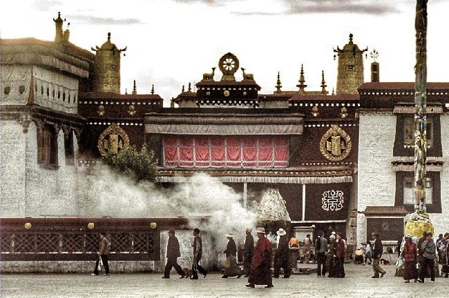 티베트의 심장, 조캉사원
