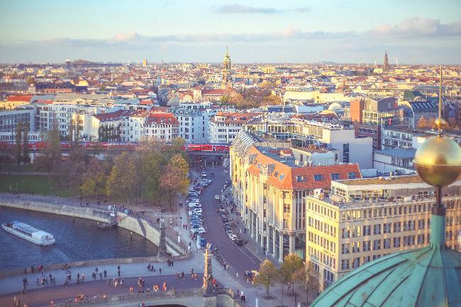 1. 베를린에서 산다는 것; 베를린에 대한 TMI