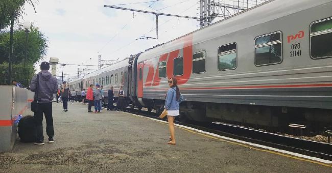 #3 시베리아 횡단열차와 사람, 그리고 이야기들.