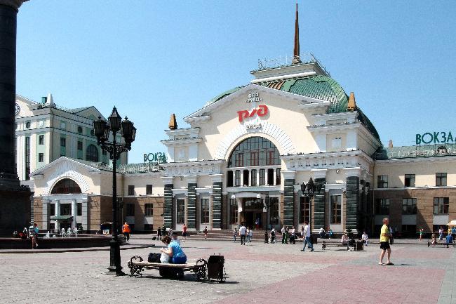 TSR 시베리아 횡단철도 여행