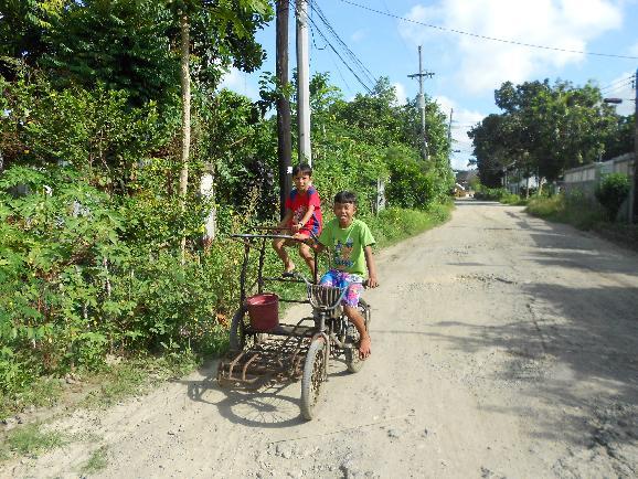 필리핀 일로일로 도시 정탐 및 초등학교 방문