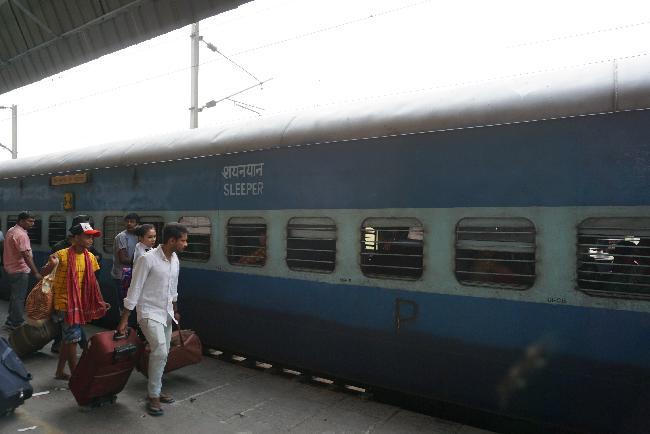 인도기차의 악몽, 난 인도에서 무엇을 원했던 걸까