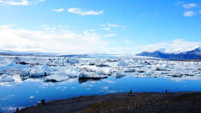 신이 만든 섬, 아이슬란드 링로드를 누비다.