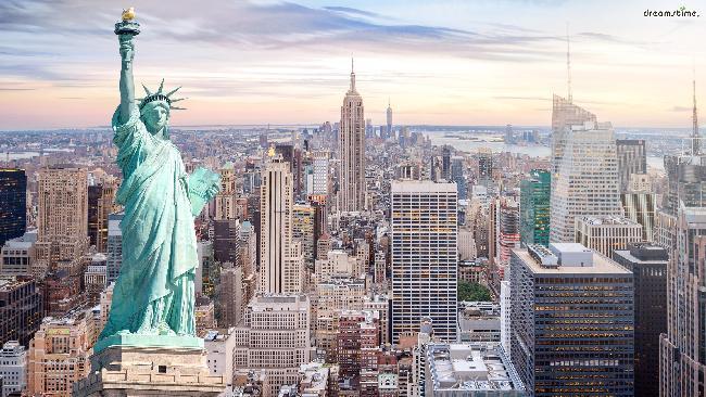 뉴욕의 관광명소