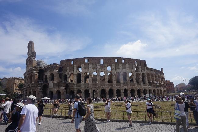 도시 전체가 박물관인 로마(Rome)