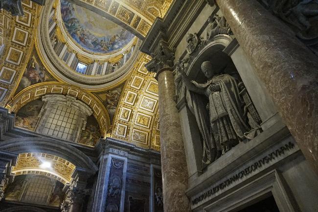 세계에서 가장 작은 교황국, 바티칸 속으로!