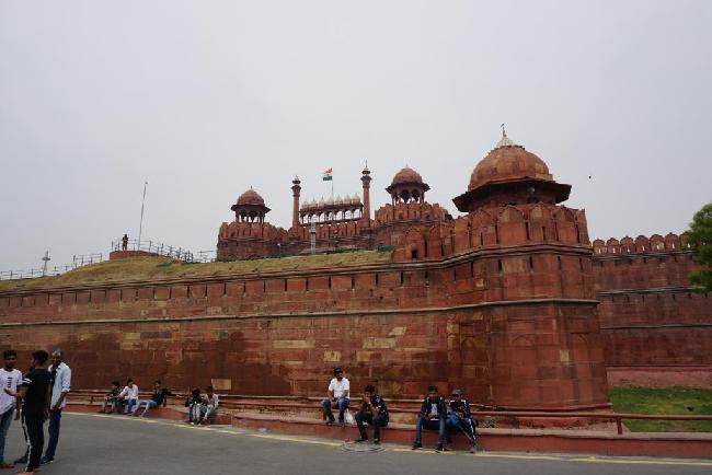스쳐지나가기 아쉬운 곳, 델리 시티투어(2)
