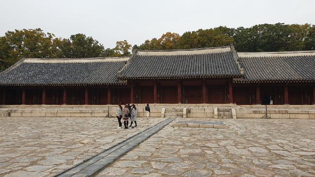 종묘, 조선 왕들의 혼의 공간 (1)