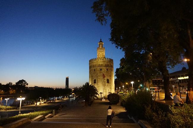 열정의 도시 스페인 '세비야'