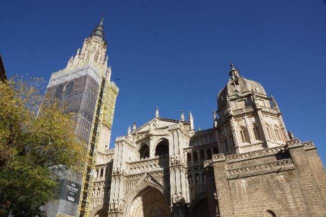 톨레도 대성당, 스페인 가톨릭의 정수