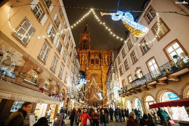 프랑스|스트라스부르 크리스마스 마켓