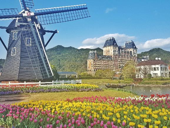 일본 속 네덜란드 / 나가사키 하우스텐보스