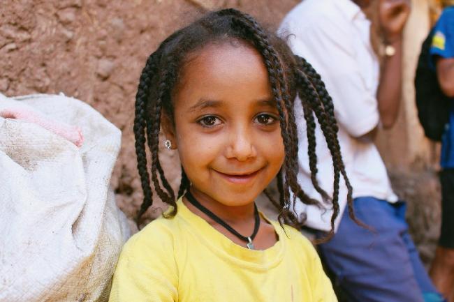 에티오피아의 예루살렘 랄리벨라에서 한 색다른 경험