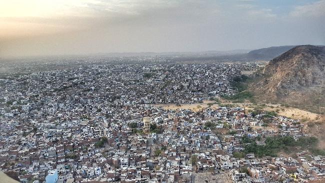 인도 라자스탄 자이푸르, 암베르