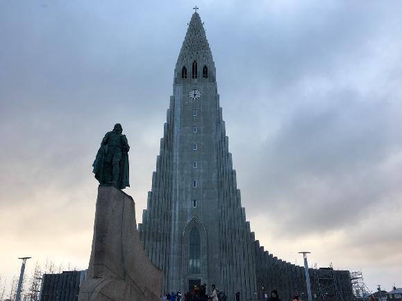 꿈의 여행지, 한겨울의 아이슬란드