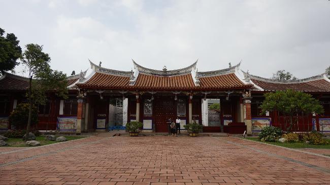 대만 중남부 여행 :: 타이난 공자묘
