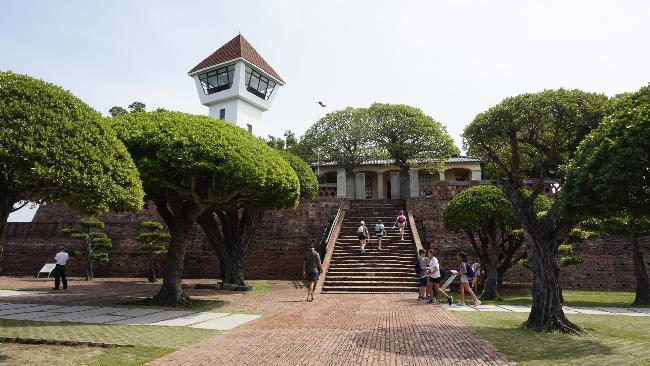 대만 중남부 여행 : 타이난 안핑구