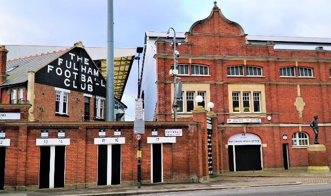 살아있는 축구박물관, 런던