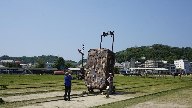 대만 중남부 여행 : 하마싱 철도 문화원구
