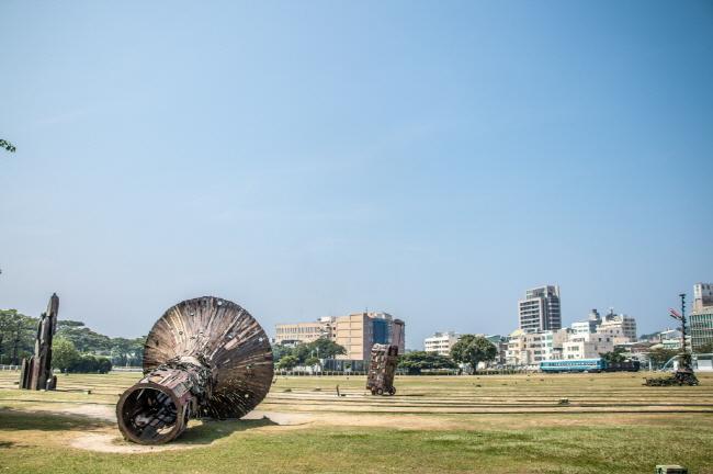#6-5. 가오슝, 철도 박물관 그리고 보얼 예술 특구