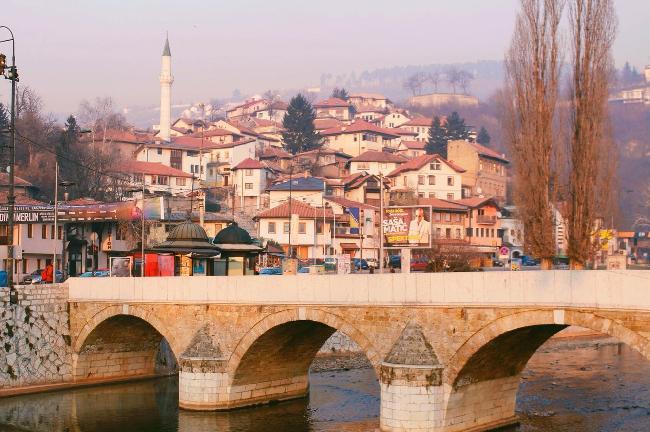 내가 가장 사랑한 발칸반도의 도시, 사라예보