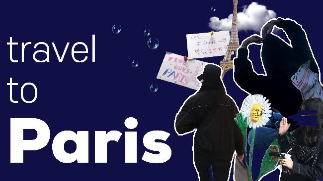 파리여행이 처음인 당신에게 들려주는 나의 이야기