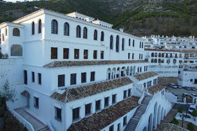 미하스, 언덕 위의 하얀 마을