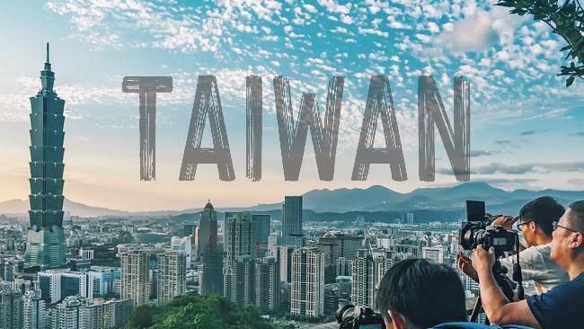 대만 여행영상! 오감만족 여행지 타이완