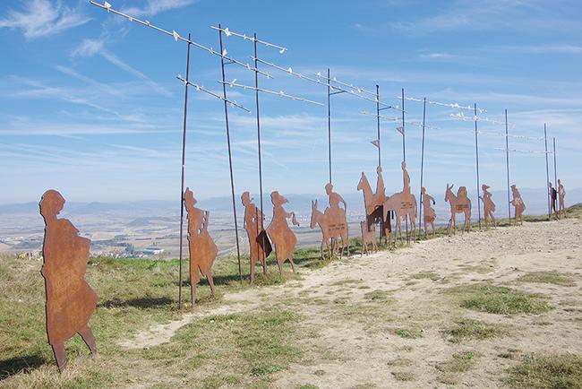 팜플로나 그리고 용서의 언덕