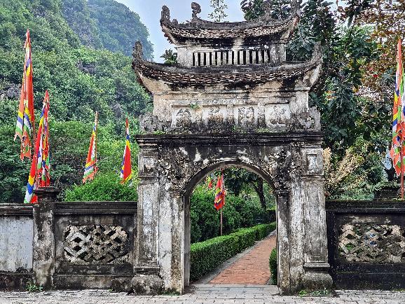천년전 베트남 수도 호아루, 그 우아함