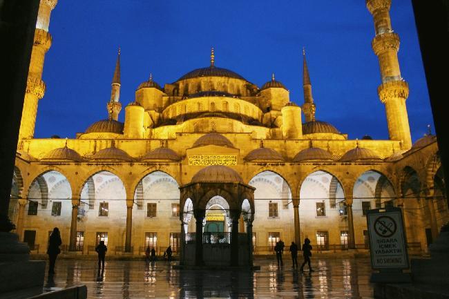 동양과 서양의 매력이 모두 담긴 터키 이스탄불