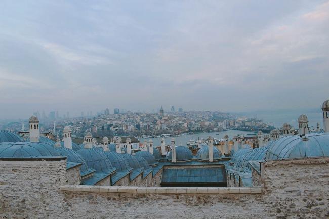 숨겨두고 싶은 이스탄불의 구석구석