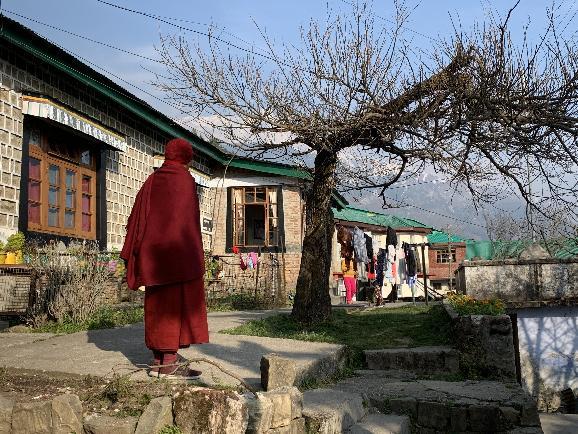 인도 속 작은 티벳, 다람살라 학교에 가다_TCV(1)