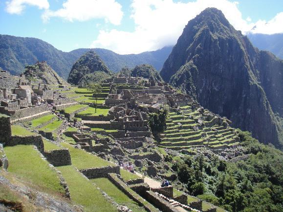 페루, 여행의 이유