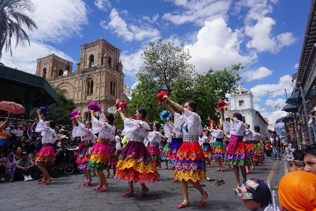 2. 에콰도르 쿠엥카 / 페루 와라즈 : 천국과 지옥