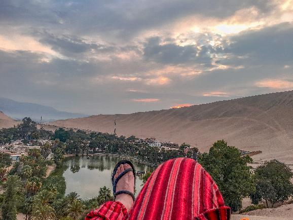버킷리스트 : 글이 현실이 되다, 3. 사막의 오아시스 페루 이카 / 나스카 지상화, 페루 > 이카, by 여행하람