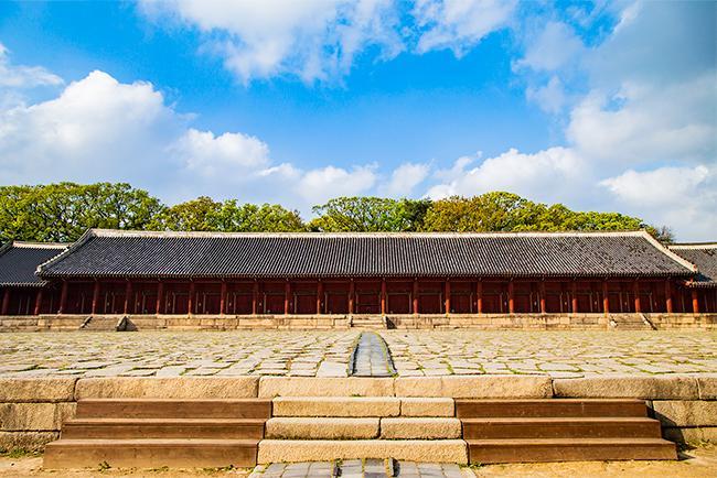 유네스코 세계문화유산 왕가의 사당 종묘