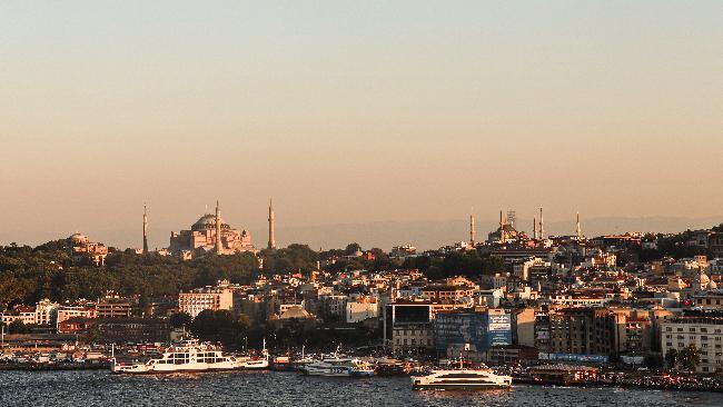 이스탄불 역사지구 탐방기