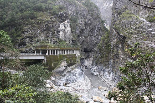 대만의 자연을 만날 수 있는 곳, 화롄의타이루거 협곡