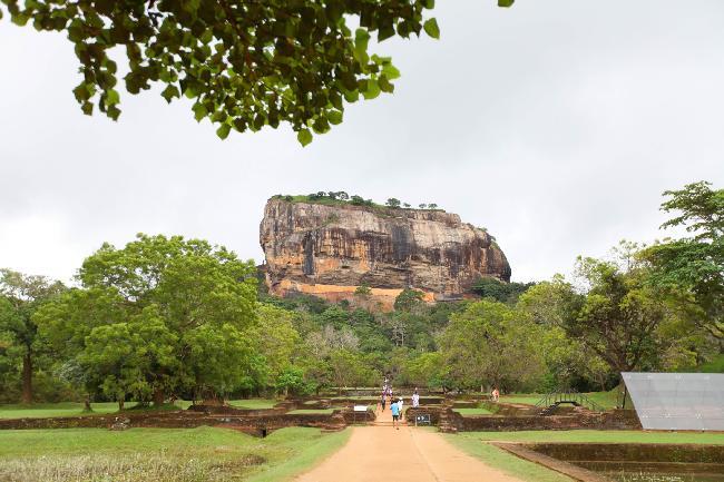 세계 10대 불가사의 스리랑카의 시기리야