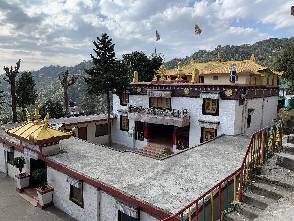 인도 속 작은 티벳, 다람살라 불교를 배우다(1)