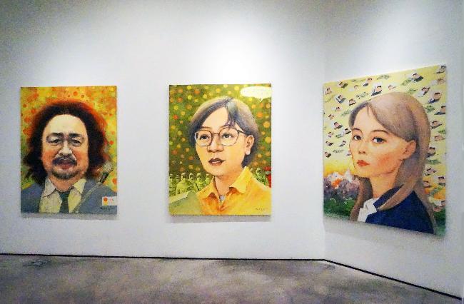 김어준, 정은경, 김여정? 그림과 말!