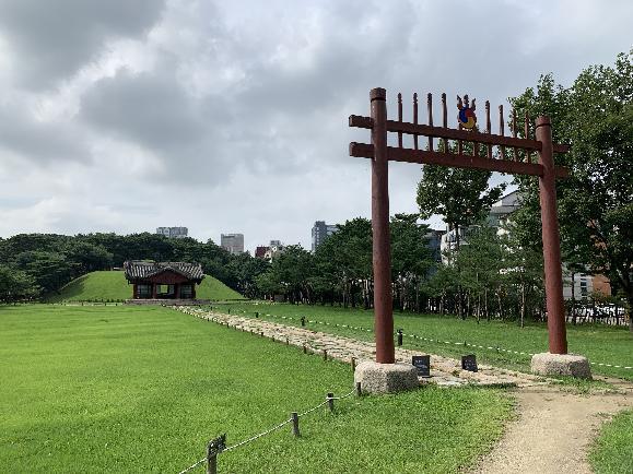 조선 왕릉, 선릉과 정릉(1)