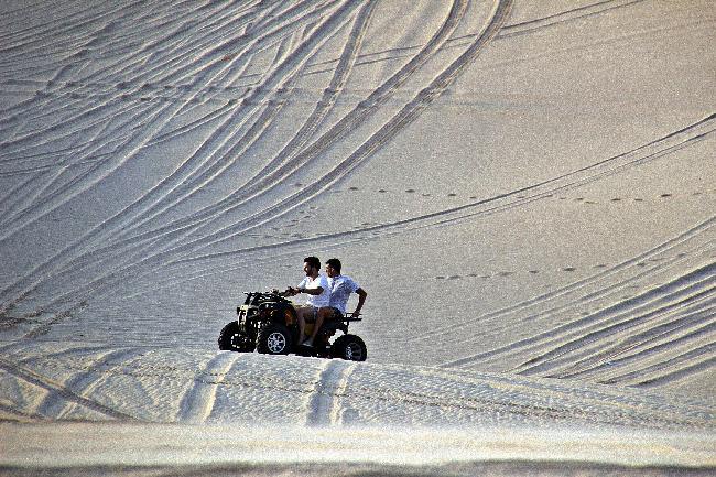 욕심 부리지 않는 사막, 무이네 지프 투어(1)