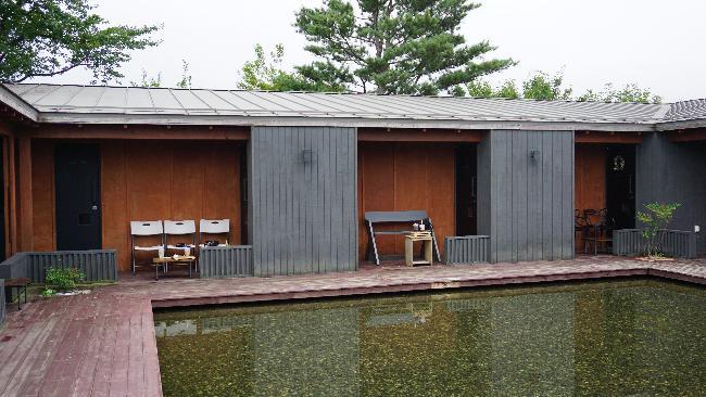 7월의 플레이스, 비가와도 좋은 속초 카페, 강원도 > 양양군 > 현북면, by eone
