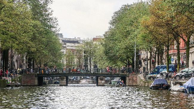 삼국삼색 베네룩스, 운하와 반고흐로 기억될 암스테르담, 네덜란드 > 노르트-홀란트 > 암스테르담, by 늘호